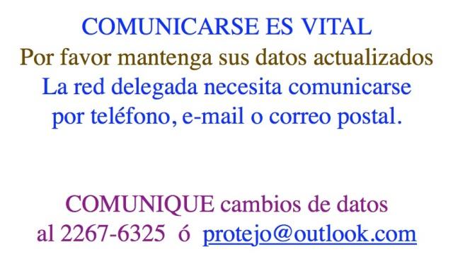 COMUNICARSE ES VITAL